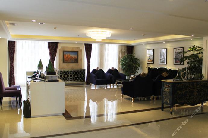 埃菲尔国际酒店装修工程