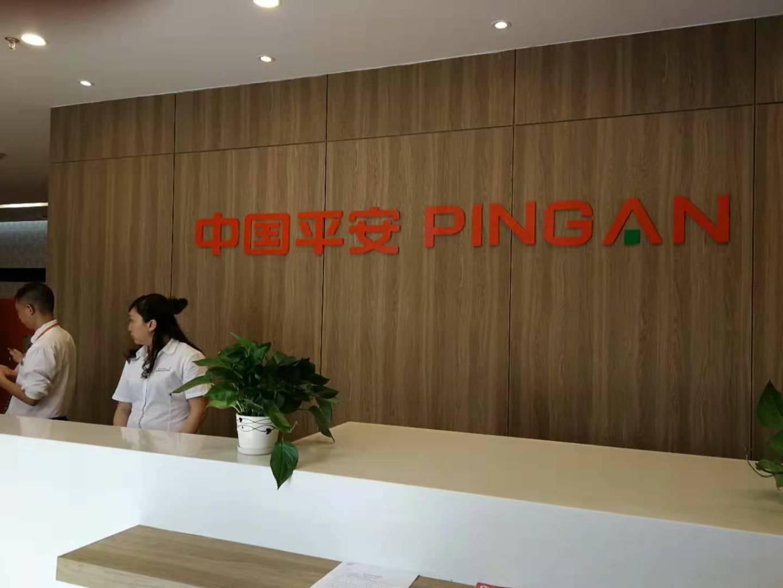 中国平安人寿职场装修工程